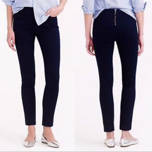 J. Crew Dannie Super Skinny Leg Trouser Sz 2